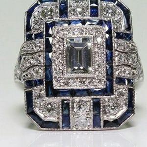 Jewelry - Art Deco Statement Ring